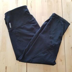 ZELLA - mesh crop leggings size L